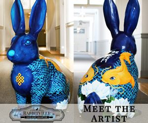 Meet the Artist of Rabbitville's next artist: Tasha Hobbs