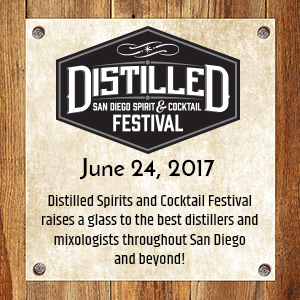 4 Dusty Rabbit Cocktails were featured at the San Diego County Fair's Distilled Festival!