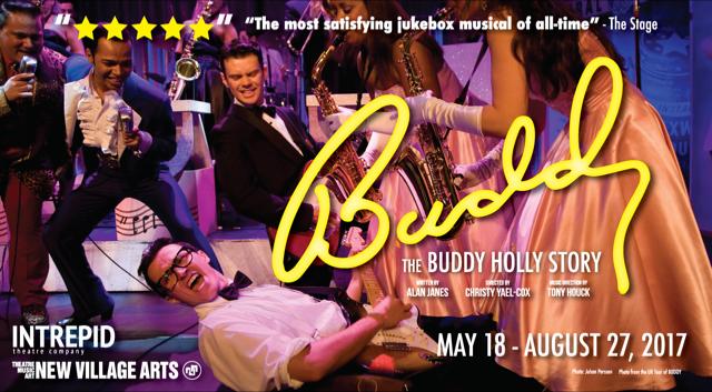 downtown san diego gaslamp quarter Horton Grand Theatre Buddy Holly