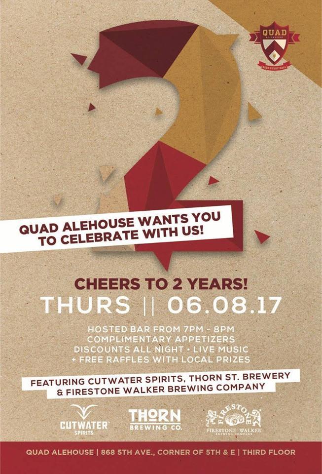 Quad-AleHouse-0608 gaslamp san diego
