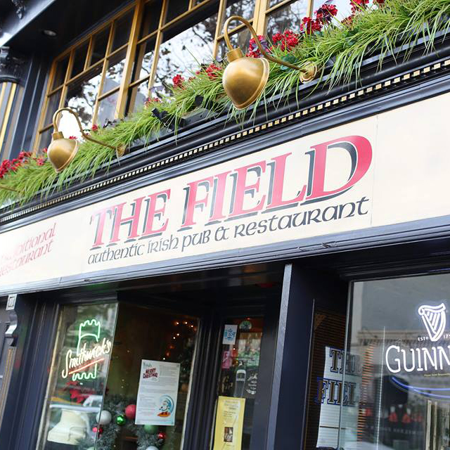 The-Field-Irish-Pub gaslamp san diego