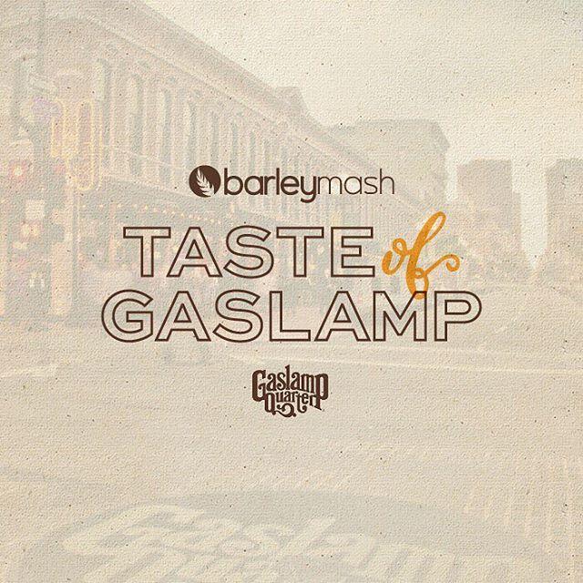 downtown san diego gaslamp quarter taste of gaslamp barleymash