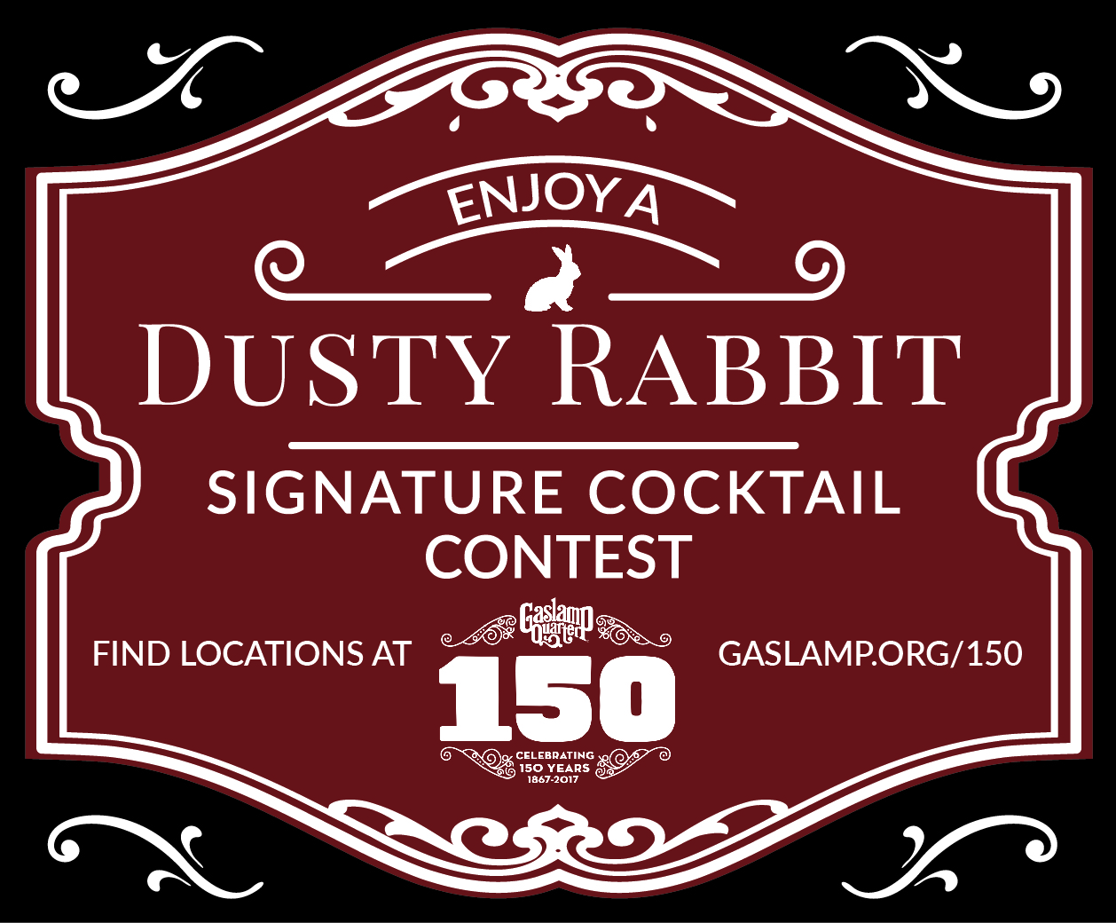 Dusty Rabbit cocktail competition