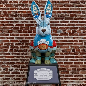 downtown san diego gaslamp quarter rabbitville at padres