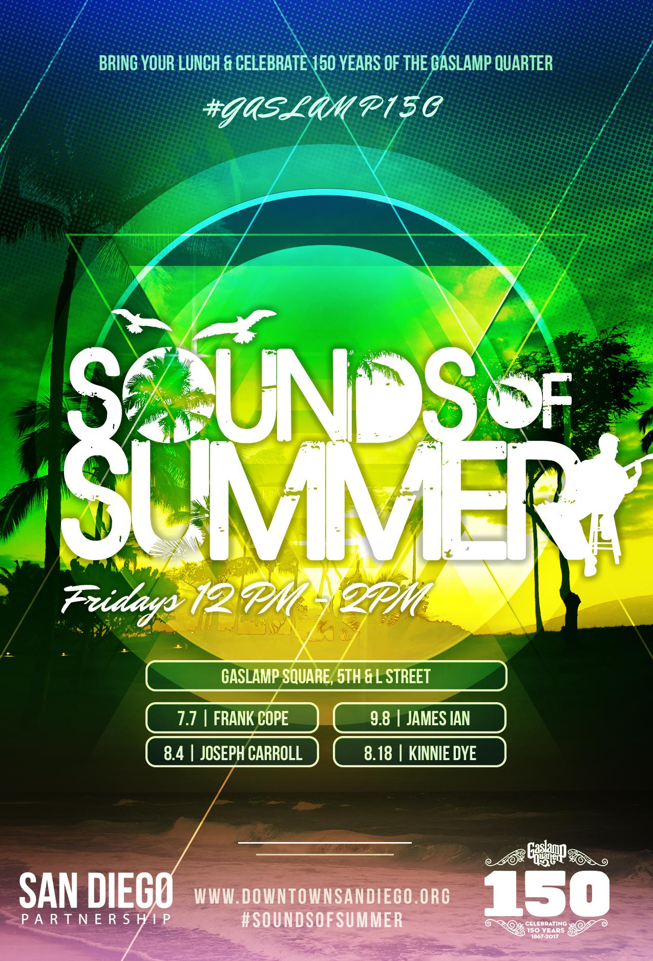 Sounds-of-Summer-Flyer_GQ gaslamp san diego