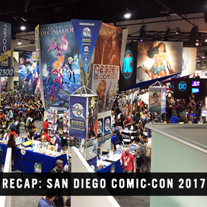 RECAP: San Diego Comic-Con brings over 130,000 people to the Gaslamp Quarter!