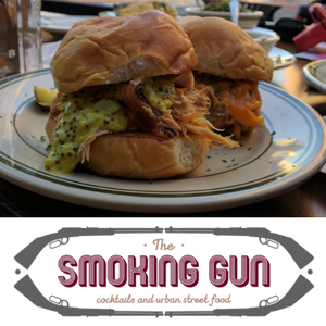 New to the Gaslamp Quarter: The Smoking Gun!