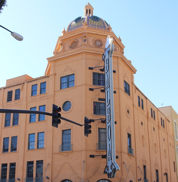 downtown san diego gaslamp quarter balboa theatre