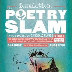 Florent Restaurant & Lounge brings spoken word back to the Gaslamp Quarter with Poetry Slam!
