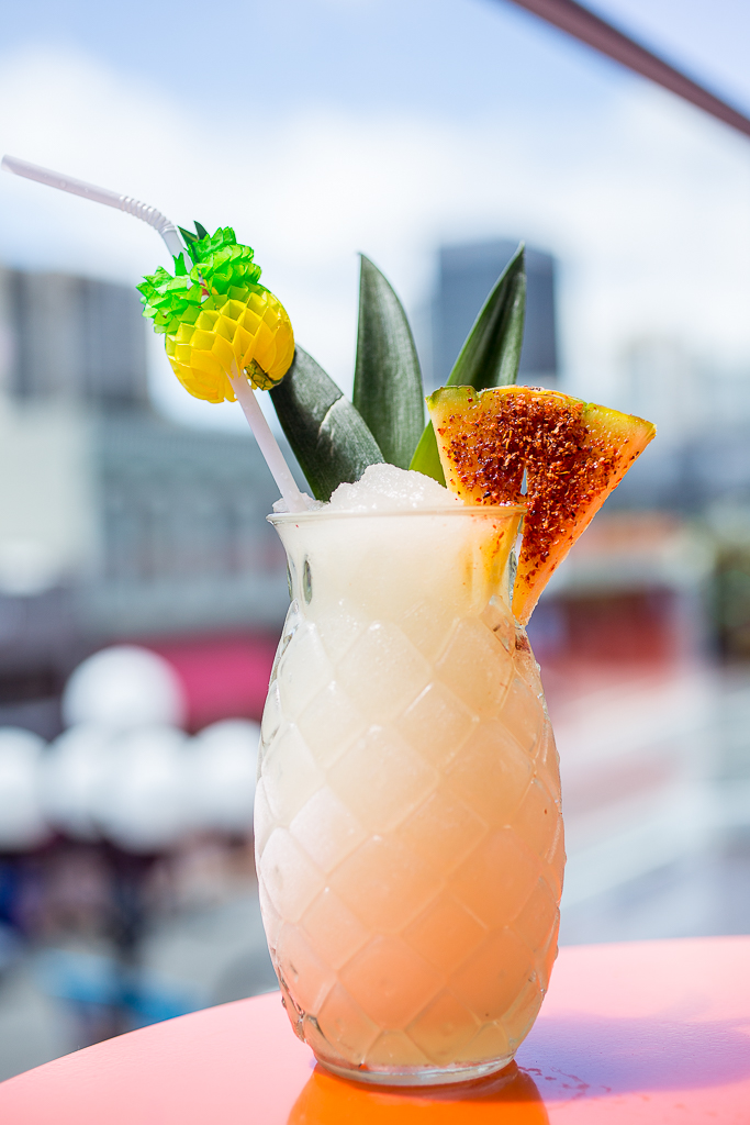 downtown san diego gaslamp quarter rustic root summer send off luau