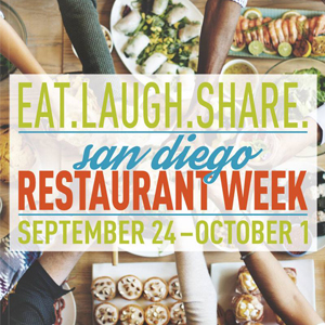 downtown san diego gaslamp quarter restaurant week