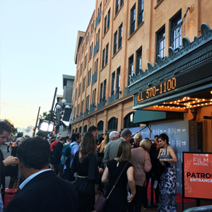 downtown san diego gaslamp quarter international film festival