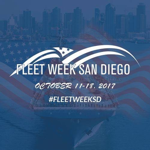 downtown san diego gaslamp quarter fleet week