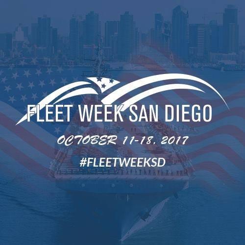 fleet-week-2017 gaslamp san diego