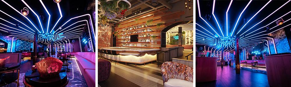 downtown san diego gaslamp quarter venue spaces side bar