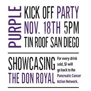Purple Kick Off Party