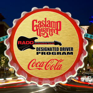 New Designated Driver Program Launches in Gaslamp Quarter