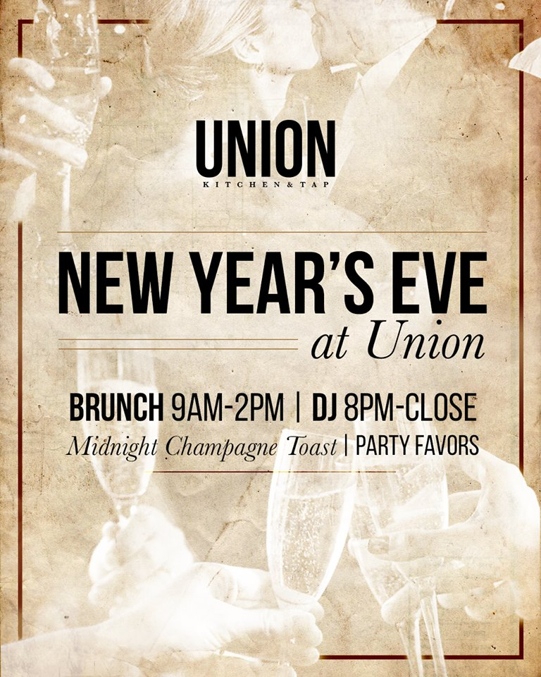 downtown san diego gaslamp quarter new year's union kitchen & tap