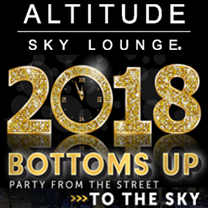 downtown san diego gaslamp quarter new year's marriott altitude