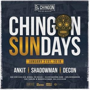 Chingon-Sundays-300-x-300 gaslamp san diego