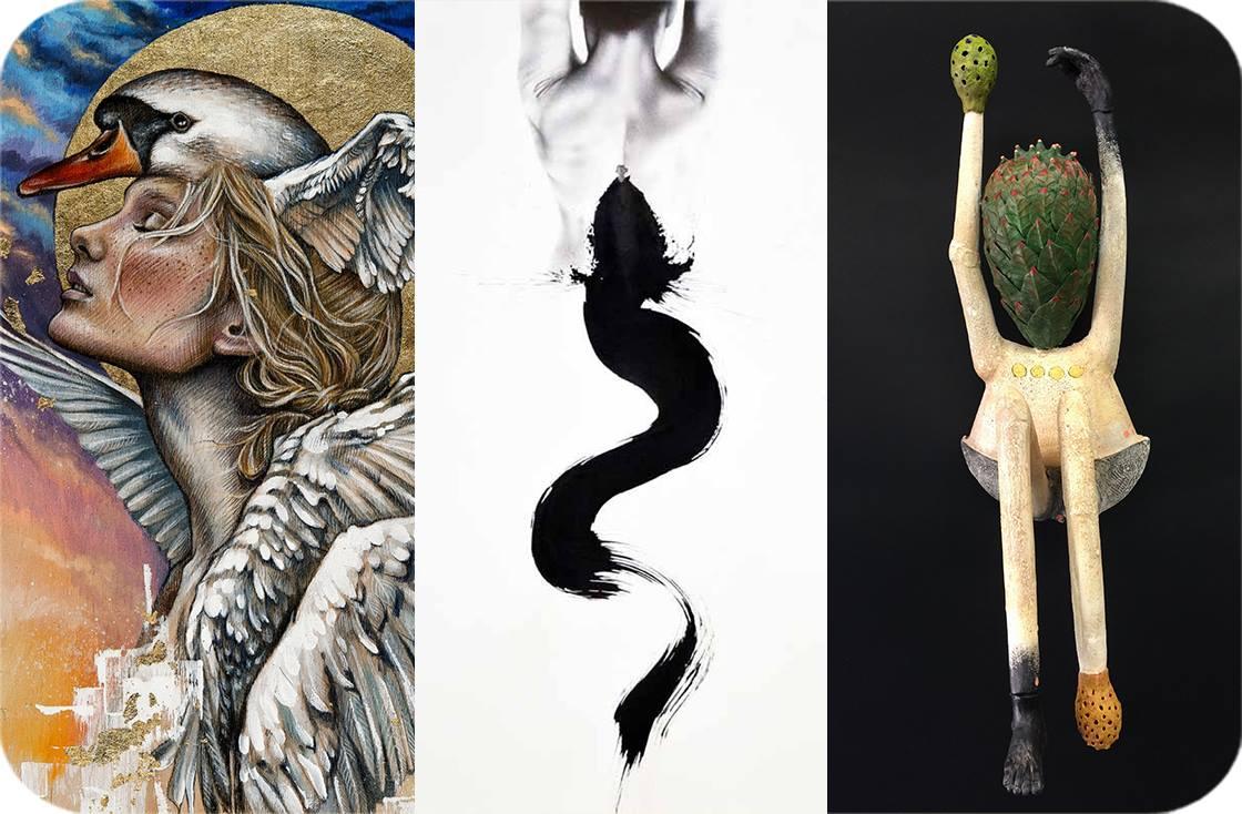 sparks-surrealism-exhibition gaslamp san diego