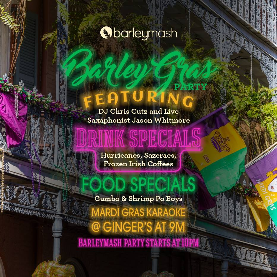 barleymash-fat-tuesday-2018 gaslamp san diego