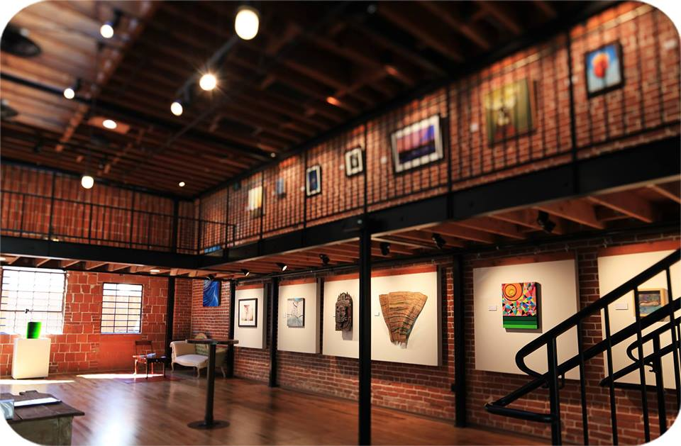 downtown san diego gaslamp quarter sparks gallery