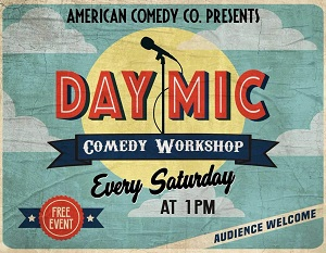 downtown san diego gaslamp quarter american comedy co