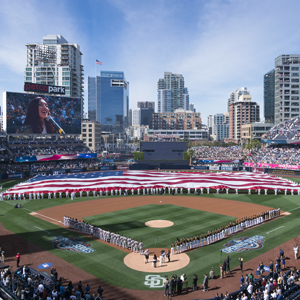 downtown san diego gaslamp quarter things to do padres opening day
