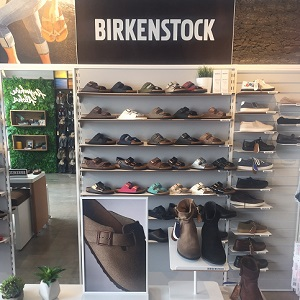 Birkenstocks at Sole Concepts