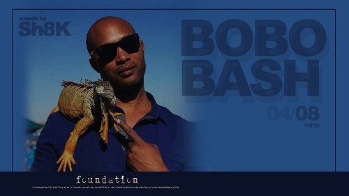 Florent Bobo Bash