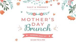 Downtown San Diego Gaslamp Quarter Mother's Day Salt & Whiskey Horton Grand Hotel