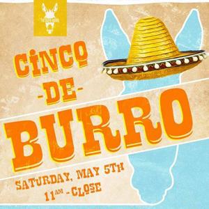 downtown san diego gaslamp quarter cinco de mayo blind burro