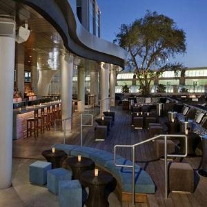 FLOAT- The Hard Rock Hotel San Diego
