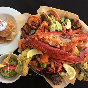 downtown san diego gaslamp quarter cinco de mayo rockin' baja lobster