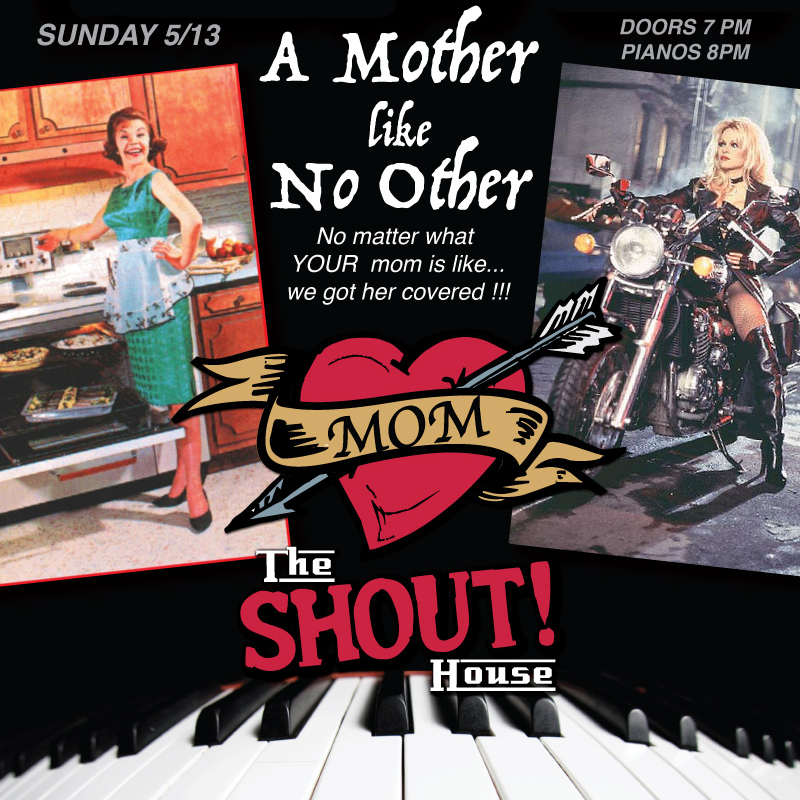 Downtown San Diego Gaslamp Quarter Mother's Day The Shout! House