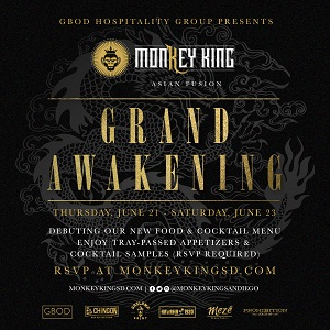 Grand Awakening of Monkey King!