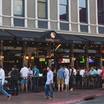 downtown san diego gaslamp quarter taste of gaslamp