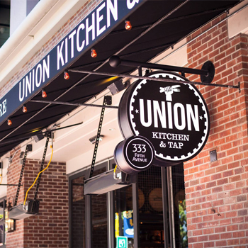 downtown san diego gaslamp quarter father's day union kitchen and tap