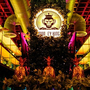 downtown san diego gaslamp quarter monkey king
