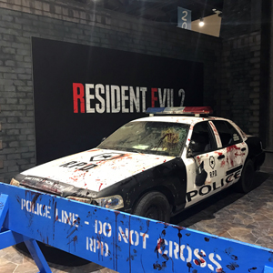 Comic Con Recap RE2 300x300