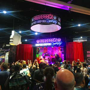 Comic Con Recap deadpool 300x300