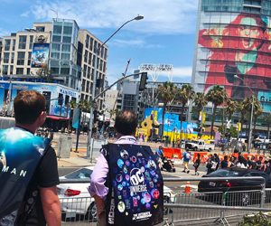 How to do Comic-Con in the Gaslamp Quarter