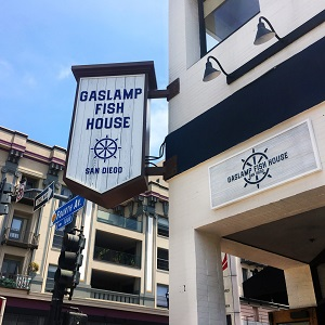Gaslamp Fish House