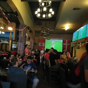downtown san diego gaslamp quarter world cup inka's bar and grill