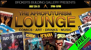 brokers-building-gallery-afrofuturism-lounge-comic-con-20180720-21 gaslamp san diego