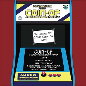 coin-op-pin-patch-pop-up-0719-20 gaslamp san diego