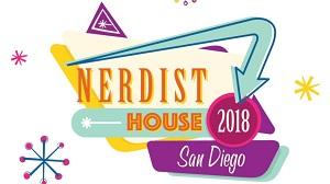 downtown san diego gaslamp quarter comic-con nerdist house at sparks gallery