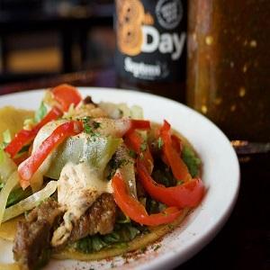 downtown san diego gaslamp quarter meze greek fusion tacos
