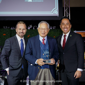 Michael Trimble, Tom Hom and Todd Gloria